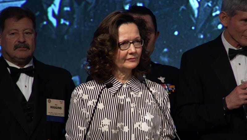 Illustration for article titled Gina Haspel Recalls Having To Torture More Prisoners Than Male Colleagues To Prove Herself