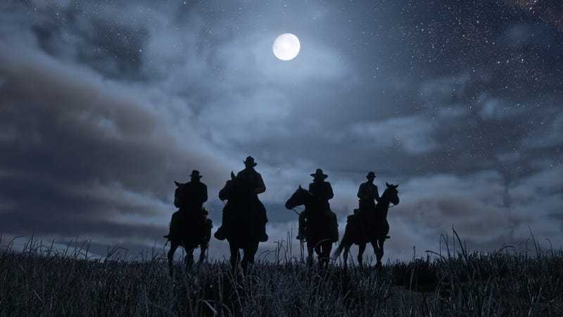 Illustration for article titled Red Dead Redemption 2 Delayed To 2018 (Obviously)