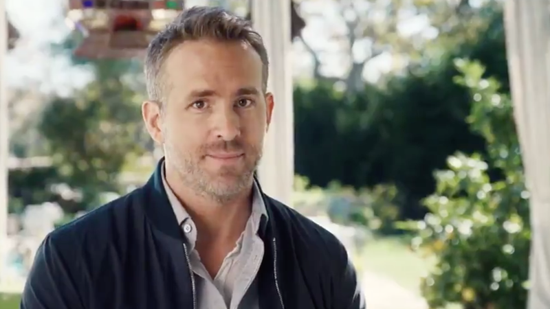 Illustration for article titled Ryan Reynolds skewers craft spirit culture in ad for his craft spirit