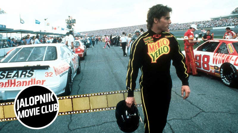 Illustration for article titled Days Of Thunder Isn't As Good As Top Gun Despite Being Exactly The Same