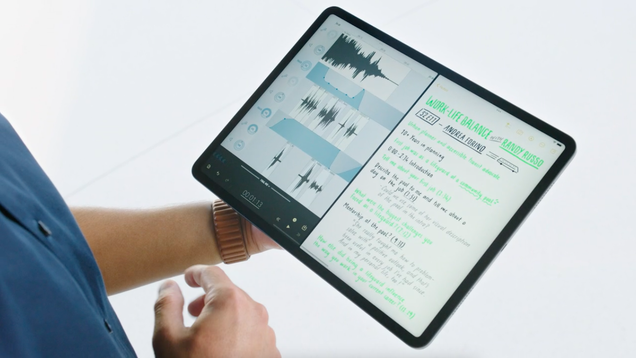 Apple Is Finally Starting to Put the iPad Pro s Power to Good Use With iPadOS 15