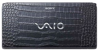 Illustration for article titled Yes, a Crocodile Skin Sony Vaio P Is Exactly What We Need