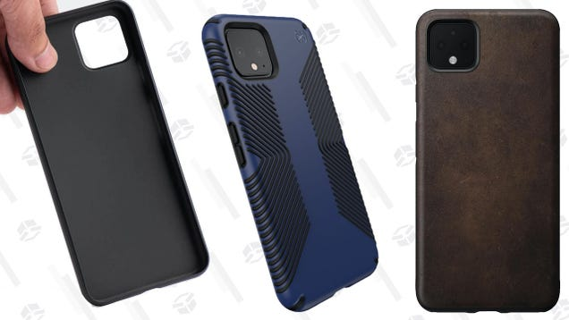 Our Favorite Pixel 4 and Pixel 4 XL Cases That You Can Already Order