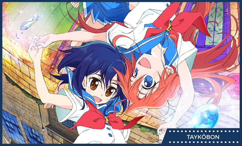 Illustration for article titled Flip Flappers - Anime Series Blog [5/?]