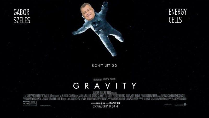 Illustration for article titled Hogyan kapcsolta ki a gravitációt Széles Gábor a magyar interneten