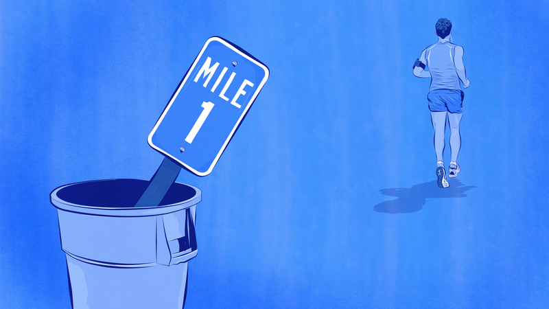 Illustration for article titled The First Mile Always Sucks. Let It Go.