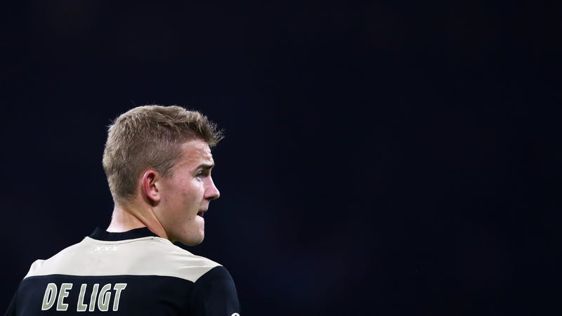 Illustration for article titled Matthijs de Ligt's Transfer To Juventus Might Be The Most Important Move Of The Summer
