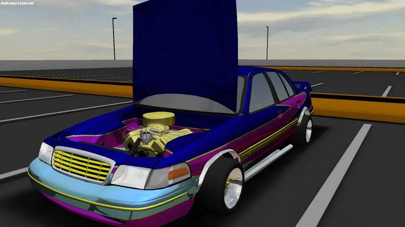 Thislowrider is one of my favorite builds