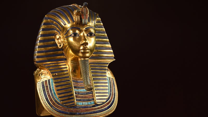 Illustration for article titled King Tut's Tomb Has No Extra Rooms, No Hidden Glittering Loot, and No Nefertiti