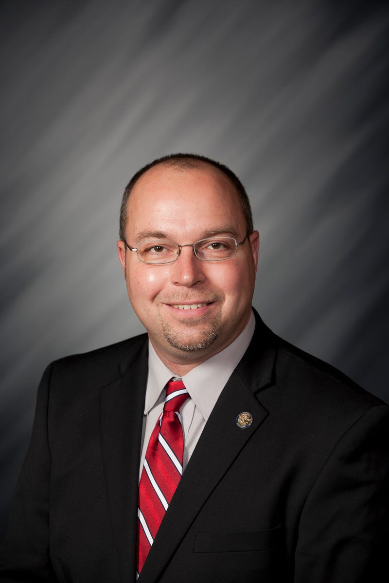 Indiana state Rep. Curt NislyIndiana House of Representatives