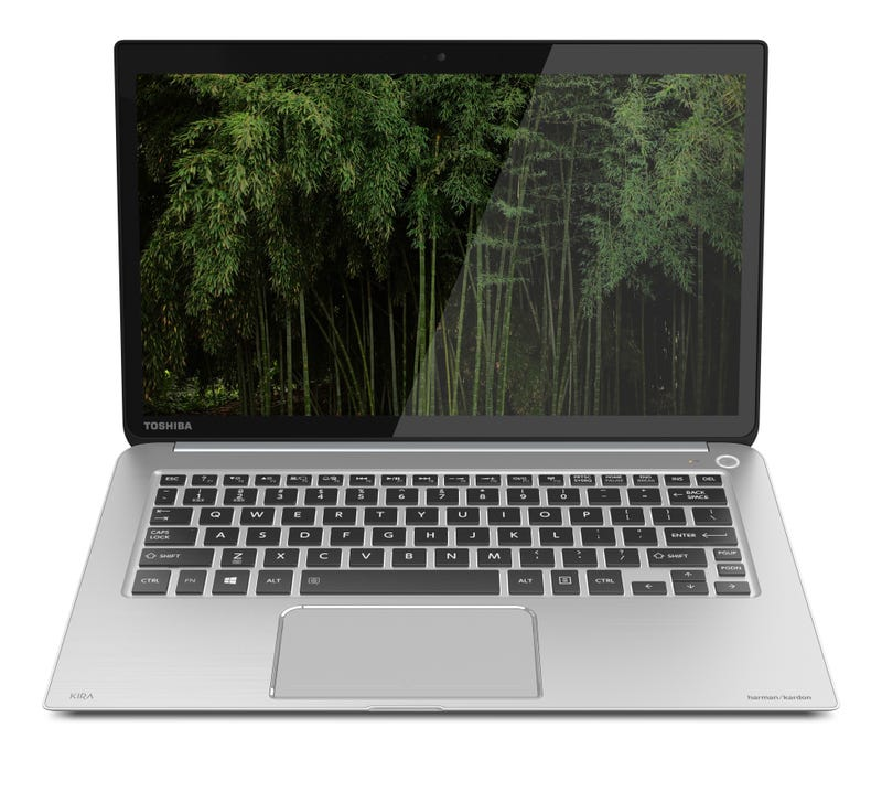 Illustration for article titled Toshiba KiraBook Hands On: Is an Amazing Screen Enough to Make a Computer Great?
