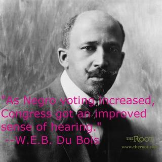 W.E.B. Du Bois (Wikimedia Commons)