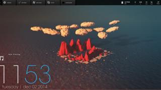 Low Poly Island Desktop