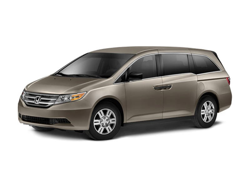 Whenever Honda Promotes The Odyssey And Its Multitude Of Features, The  High End EX L And Touring Versions Feature Prominently To Appeal To Parents  ...