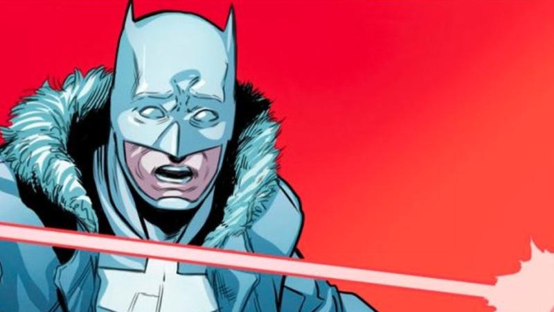 Image: DC Comics. Injustice 2 #37 art by  Daniel Sampere and Rex Lokus