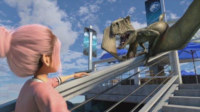 The Kids Are Not All Right in the Jurassic World: Camp Cretaceous Season 3 Trailer