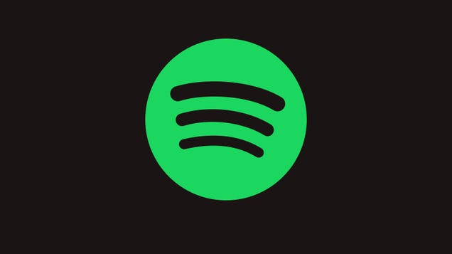 Spotify, Fix Your Crooked Logo—It's Driving Me Nuts