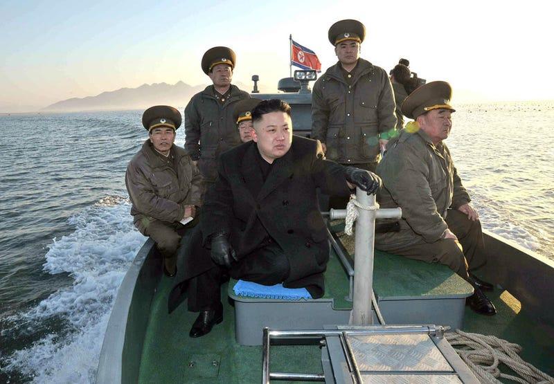 Illustration for article titled Kim Dzsongun a legnagyobb főnök az észak-koreai hadsereg propagandafotóin