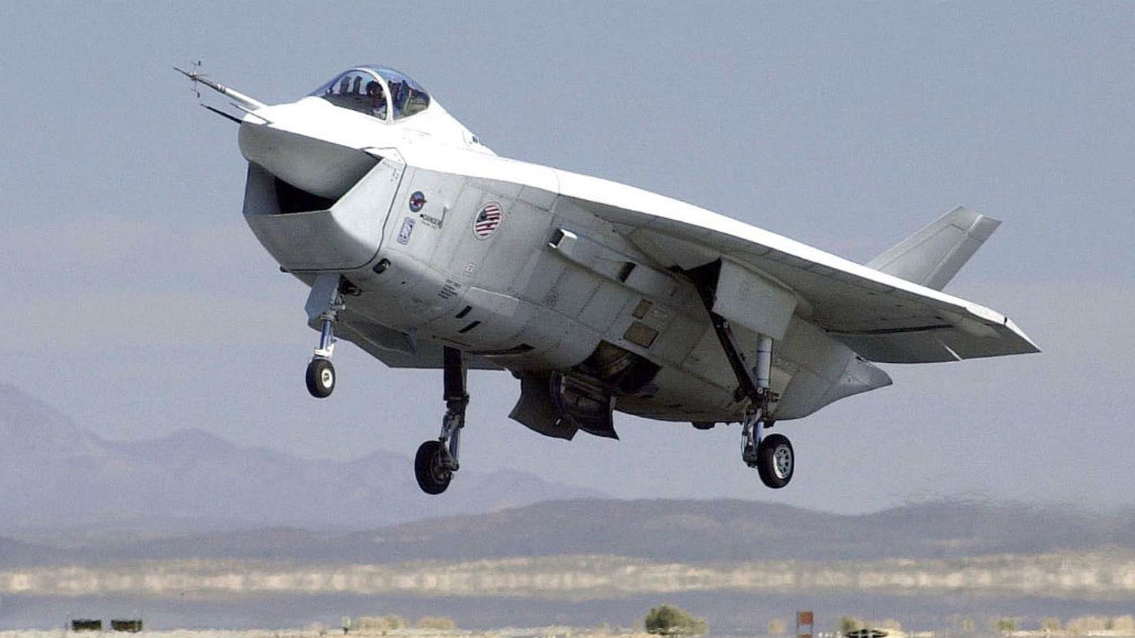 the fighter jet we could have built instead of the f 35