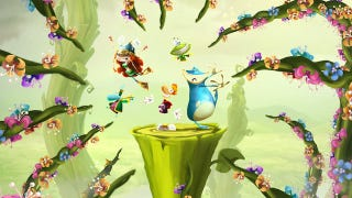 Illustration for article titled Wii U's Winter Gets A Little Brighter: Rayman Legends Out February 26th