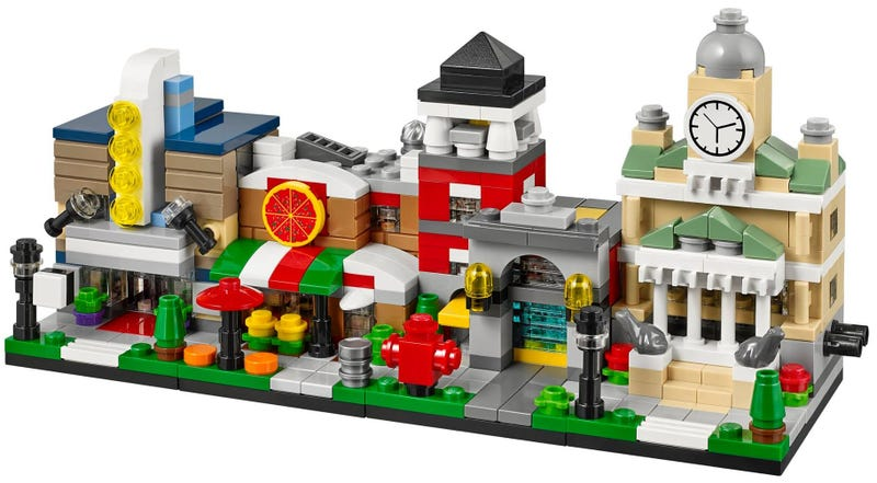 """Illustration for article titled You can get these special Mini-modulars sets for free at Toys""""R""""Us"""