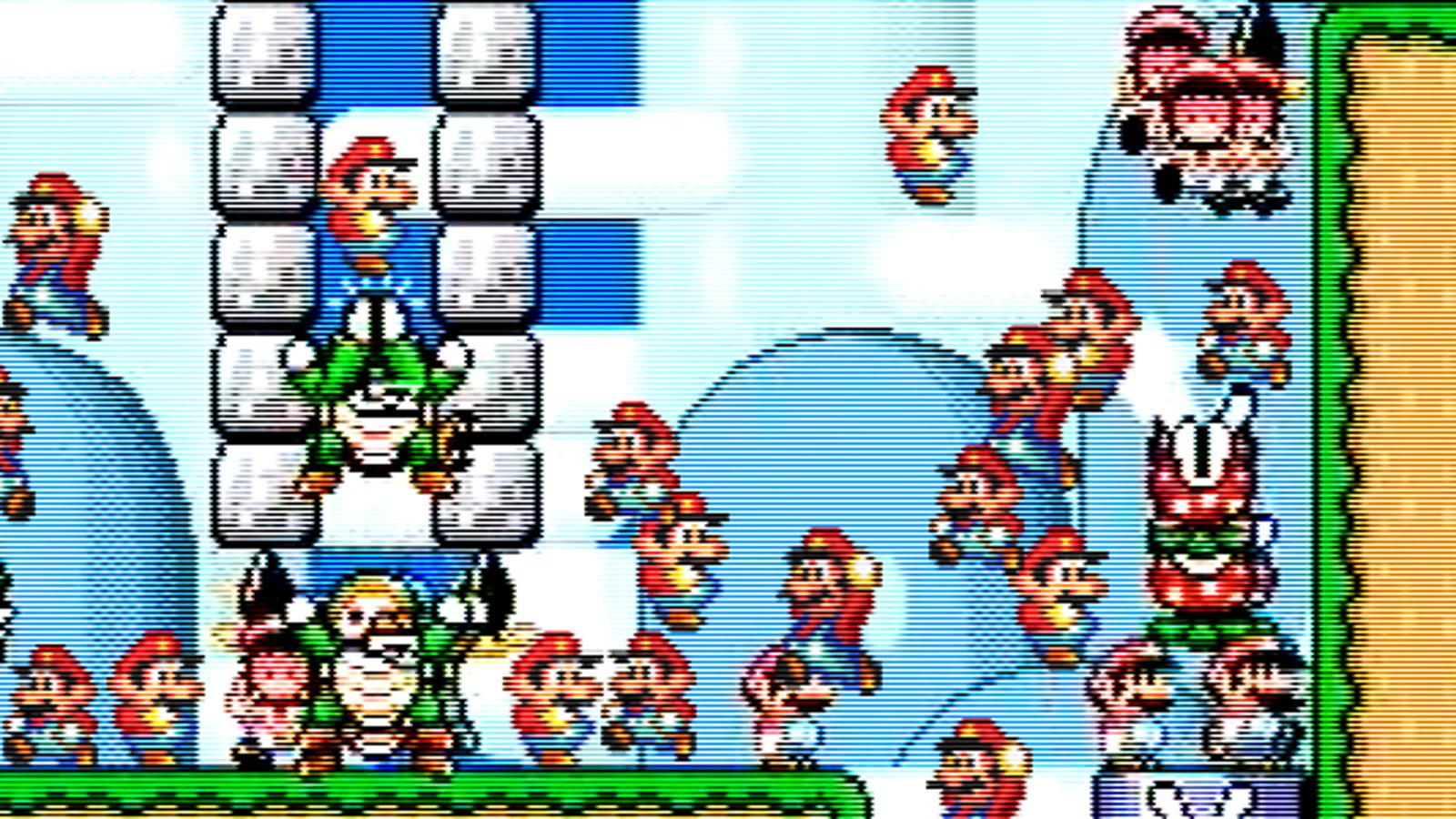 Super Mario World is the key to parallel universes