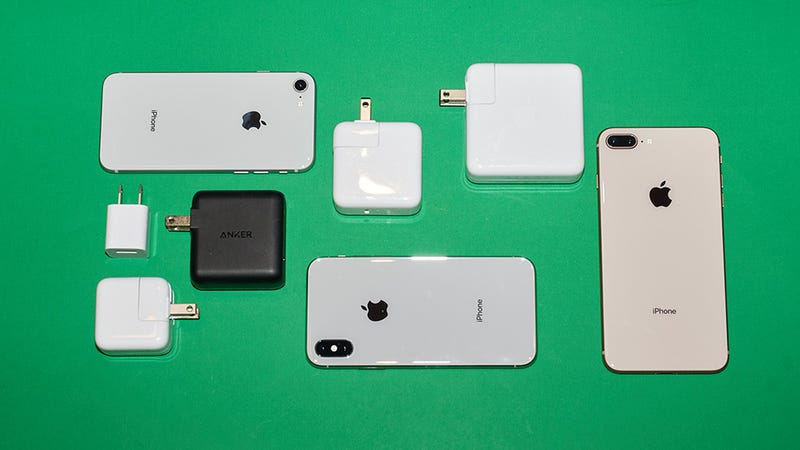 photo image We Tested iPhone Fast-Charging and You Should Definitely Upgrade Your Charger