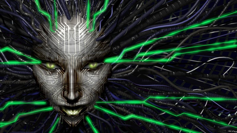 Illustration for article titled System Shock 2 on-sale for $2.49 (USD) on Steam! (Update: Expired)