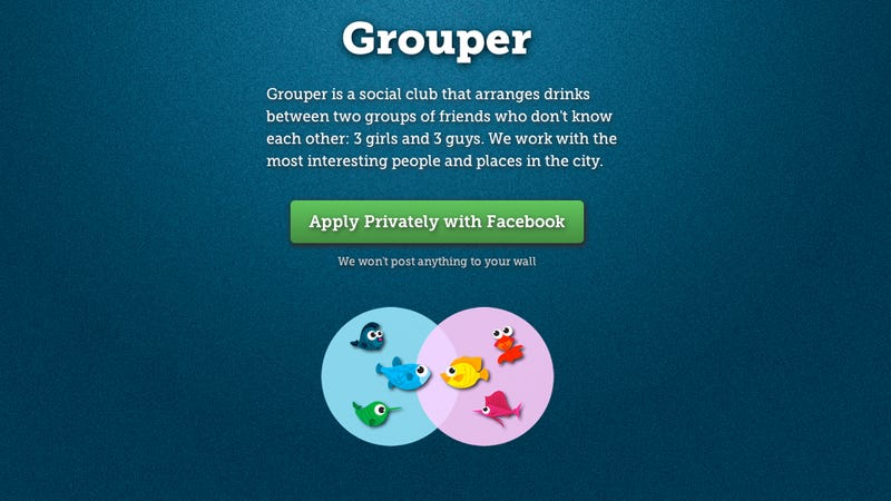 Groupers dating apps