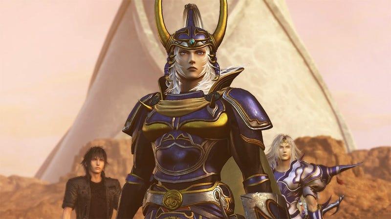 Dissidia Final Fantasy NT   $40   Amazon