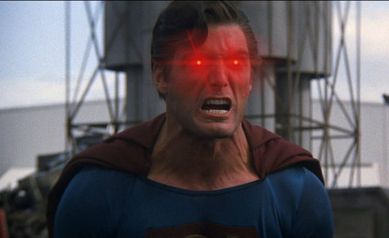 Illustration for article titled Once You See Superman III Reimagined As A Horror Film, You'll Never See It The Same Again