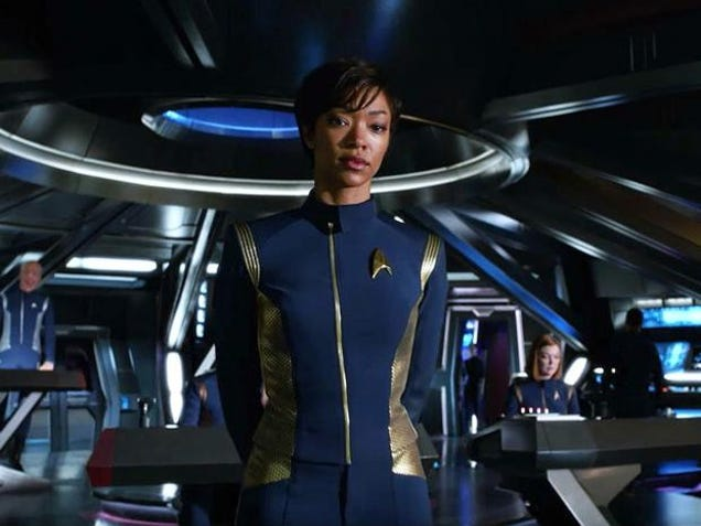 Star Trek: Discoveryintroduces something (and someone) new
