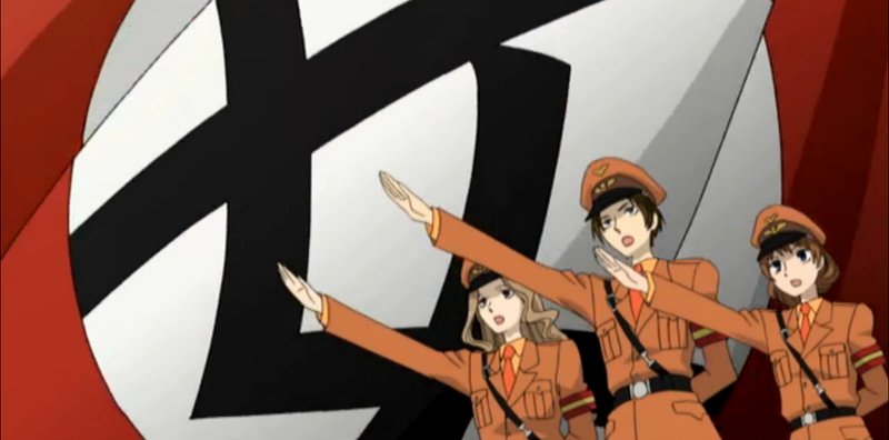 Illustration for article titled Ani-Club Series I: HEIL ZUKA! (Episodes 7-9)