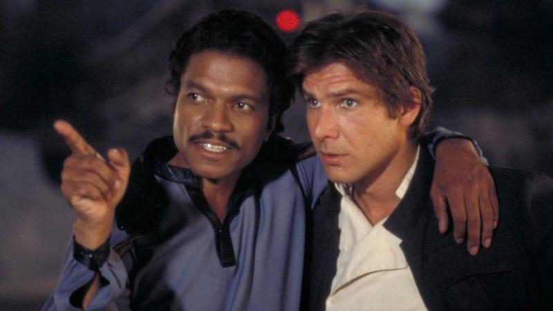 Illustration for article titled Lando Calrissian también estará en el spin-offde Star Warssobre el joven Han Solo