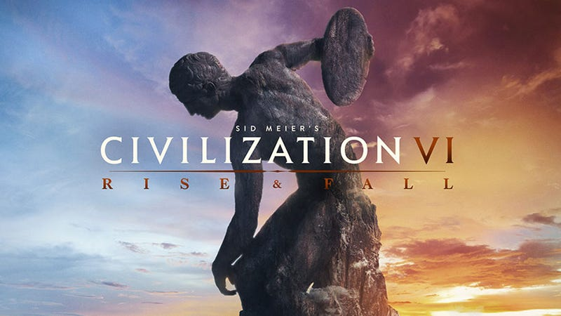 Illustration for article titled Save Up To 50% OnCivilization VI + The Rise & Fall Expansion Pack (From $23)
