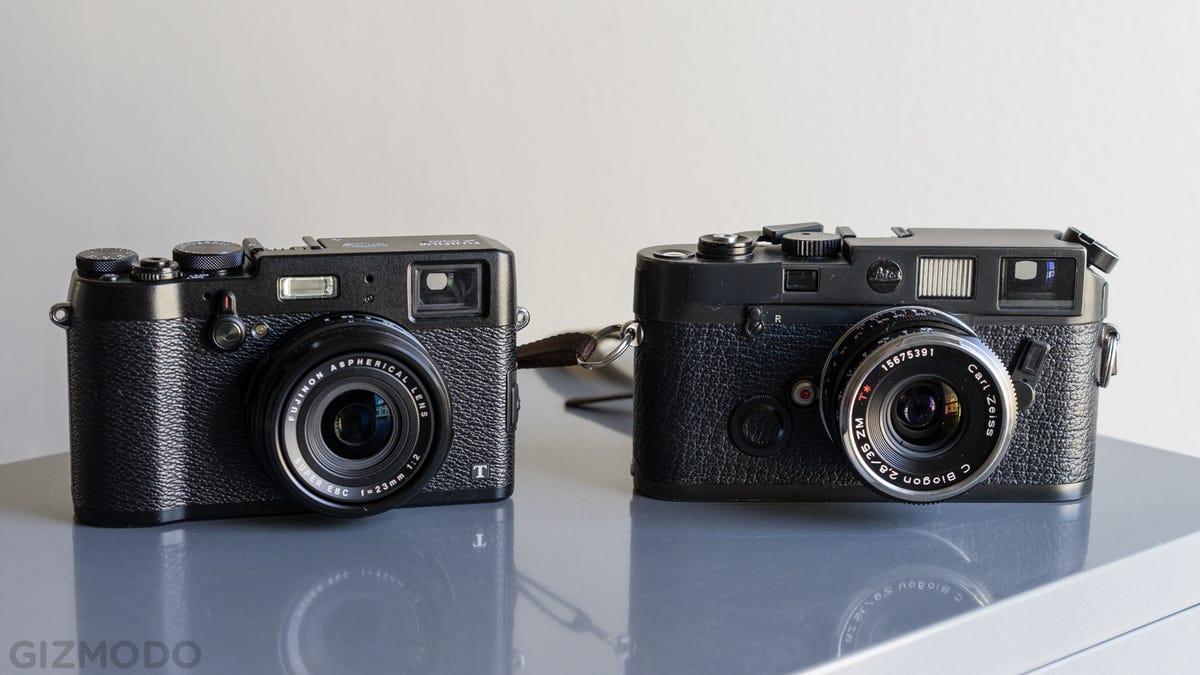 Field Test: Fujifilm's X100T Is the Most Amazing Camera I'd