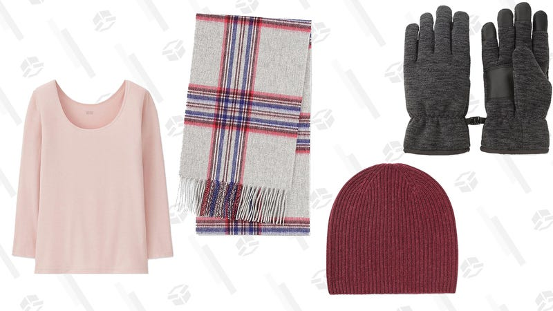 HeatTech Daily Deal, Men's and Women's | Uniqlo