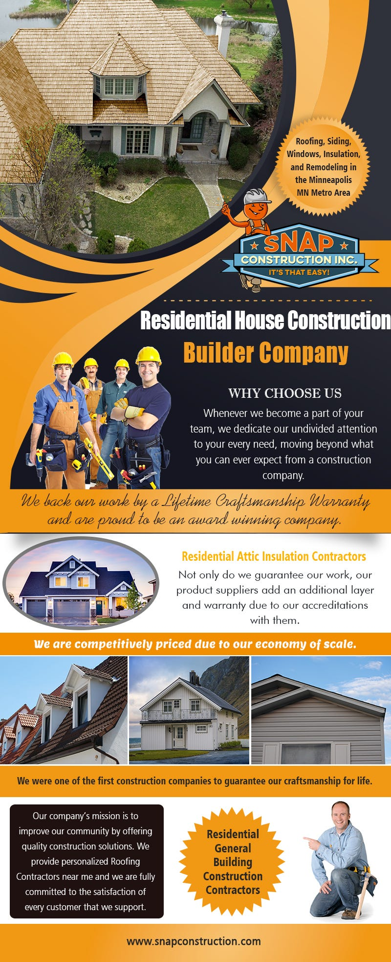 Illustration for article titled Residential House Construction Builder Company