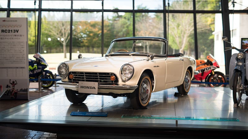 The Honda Collection Hall Is A Salute To Ingenuity And Dreams