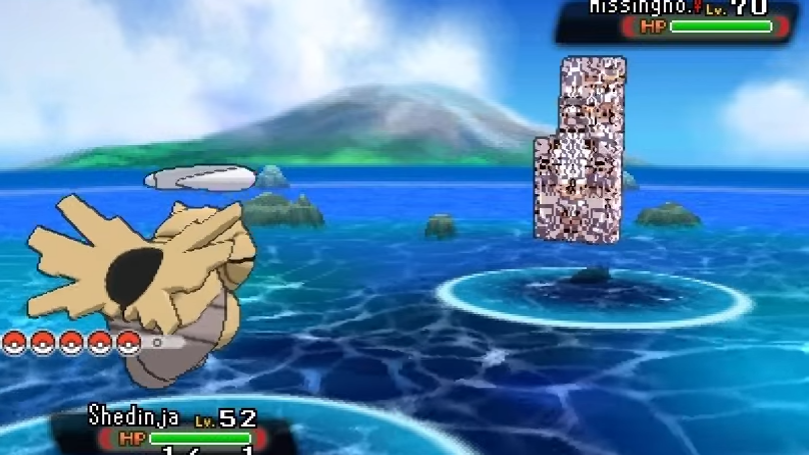 Someone Hacked Missingno Into A Modern Pok 233 Mon Game