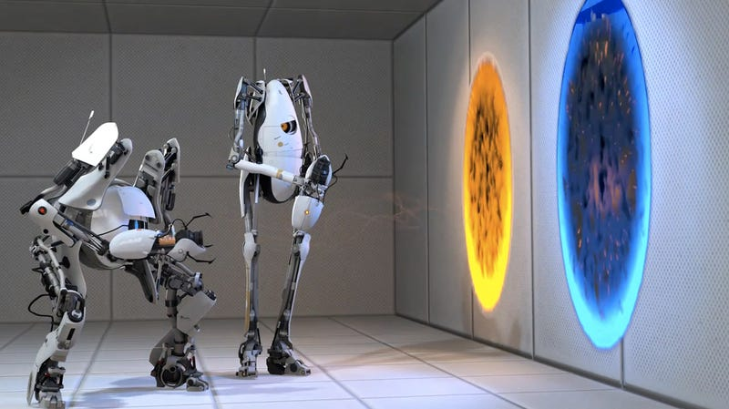 Research Shows Portal 2 Is Better For You Than Brain Training Software