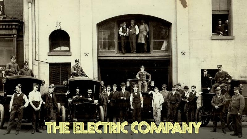 Illustration for article titled How A New York Taxi Company Killed The Electric Car In 1900