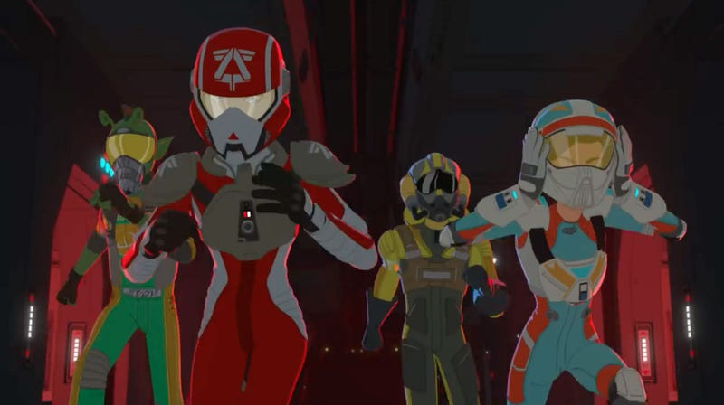 Star Wars Resistance is going to give the franchise some bright personality.