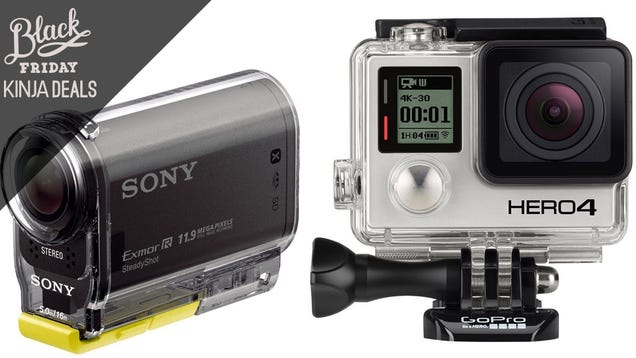 Sony action cam black friday deals