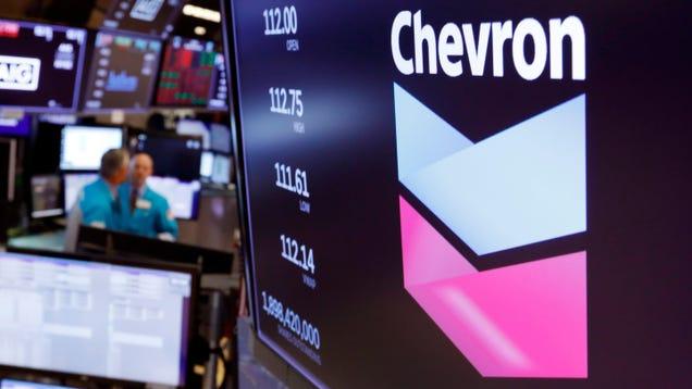 Chevron Celebrates Pride While Funding Bigots in Congress