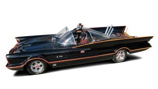 Illustration for article titled The original Batmobile is going on sale for the first time