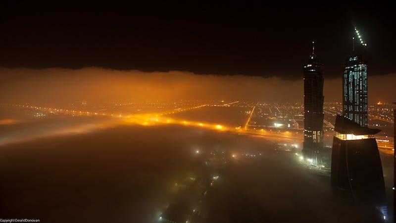 Illustration for article titled Correction: Dubai Is Blade Runner