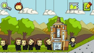 Illustration for article titled How to Occupy Scribblenauts In Eight Easy Steps