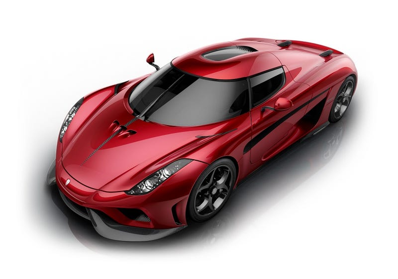 Illustration for article titled Koenigsegg Regera: This Is It