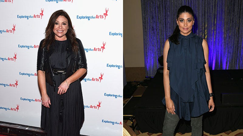 Illustration for article titled Rachael Ray Sent Rachel Roy a 'Bottle of Wine and a Straw' After That Whole Becky Mix-Up
